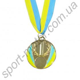 Медаль спортивная 1 место 61g