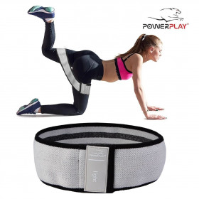 Резинка для фитнеса тканевая PowerPlay 64 см
