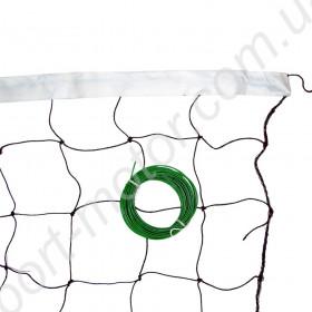 Сетка волейбольная с тросом C-202