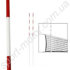 Набор антенн для волейбольной сетки (без отверстия)