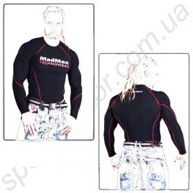 Компрессионная футболка MAD MAX MSW-902