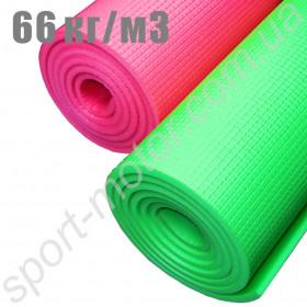 Ижевский коврик Yoga Master 66kg/m3