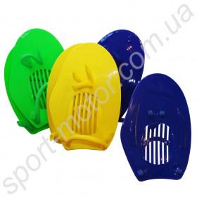 Лопатки для плавания детские