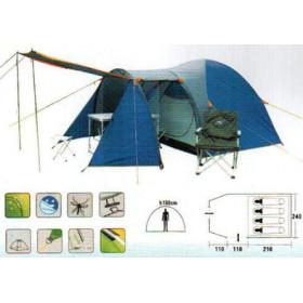 Палатка четырехместная Coleman Х-1036