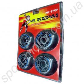 Колеса для роликов (4шт) KEPAI 70 x 24мм