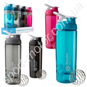 Шейкер Blender Bottle SLEEK 820ML АКЦИЯ !!!