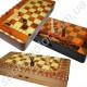 Нарды, шахматы, шашки W5001 30 х 30 см