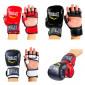 Перчатки для единоборств гибридные BO-4612