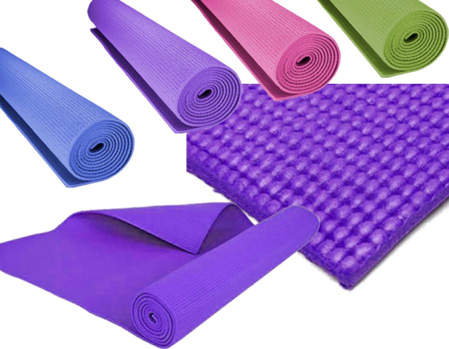 Йога-мат Fitness-Yoga mat Power System - купить с доставкой по Украине. Коврики для йоги.